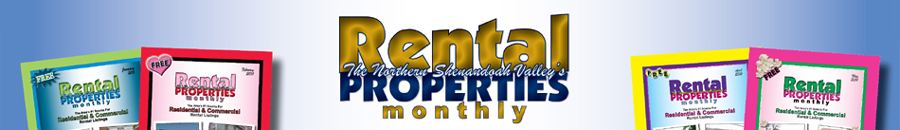 Rental Properties Monthly Logo